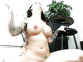 Delicious Tattooed Hoe Darling Danika Is Engaged In Steamy Romp With Johnny Castle