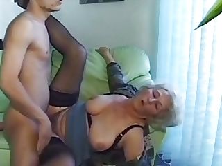 My Horny Mom Needs A Strong Man-meat
