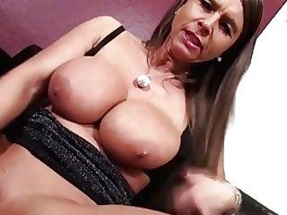 Flawless Mummy With Big Milky Tits